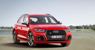 Nuova Audi SQ5 3.0 TFSI