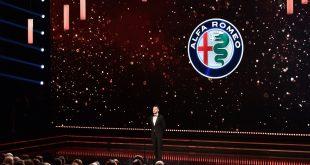 Alfa Romeo sponsor ufficiale dei David di Donatello 2017