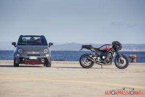 Abarth 695 XSR Yamaha Limited Edition