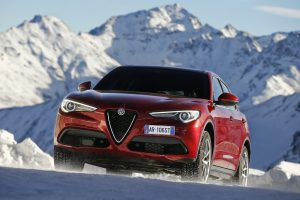 Alfa Romeo Stelvio protagonista del Salone di Ginevra 2017