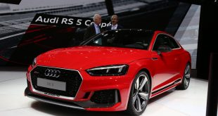 Audi a Ginevra 2017