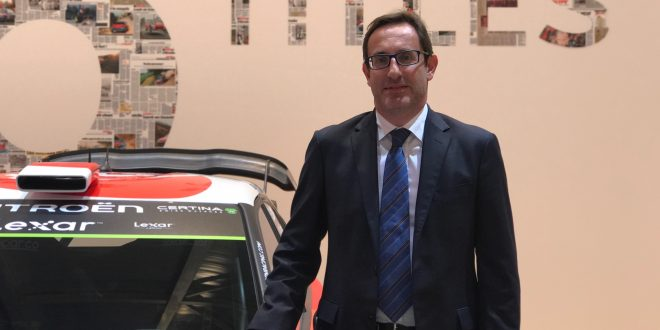 Carlo Leoni, PSA al Salone di Ginevra 2017