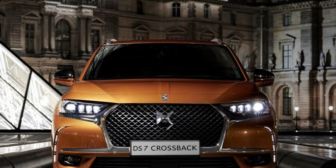 DS7 Crossback La Première