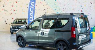 Nuova Dokker e nuova Lodgy: Dacia Brave