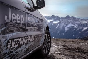 Jeep Winterproof Tour europeo 2017