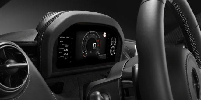 McLaren Driver Interface