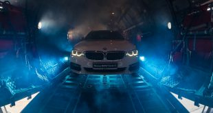 La nuova BMW Serie 5 Touring