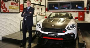Paolo Gagliardo Head of Operation Abarth