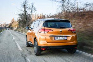 Renault Scenic 1.6dCi interni