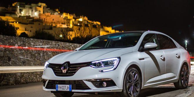 Renault Megane Grand Coupé