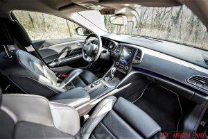 Renault Talisman Sporter interni