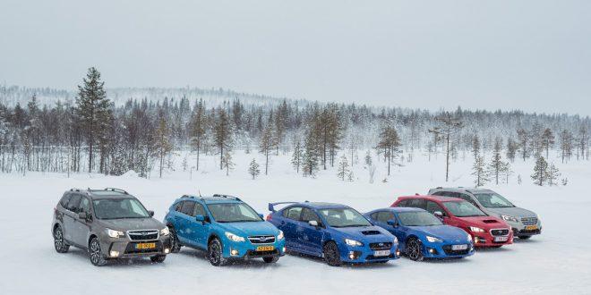 Trazione integrale Subaru