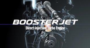 Suzuki Boosterjet engine