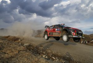 La prima vittoria per la C3 WRC