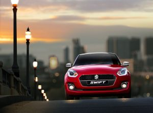 Nuova Suzuki Swift Web Limited Edition