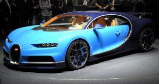 Ordini della Bugatti Chiron: già prenotati 250 esemplari