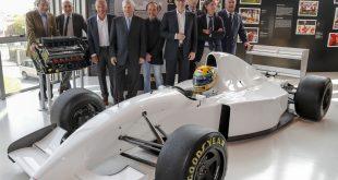 mostra su Ayrton Senna