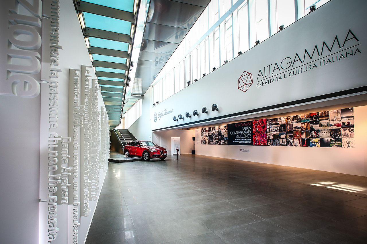 Alfa Romeo entra in Altagamma