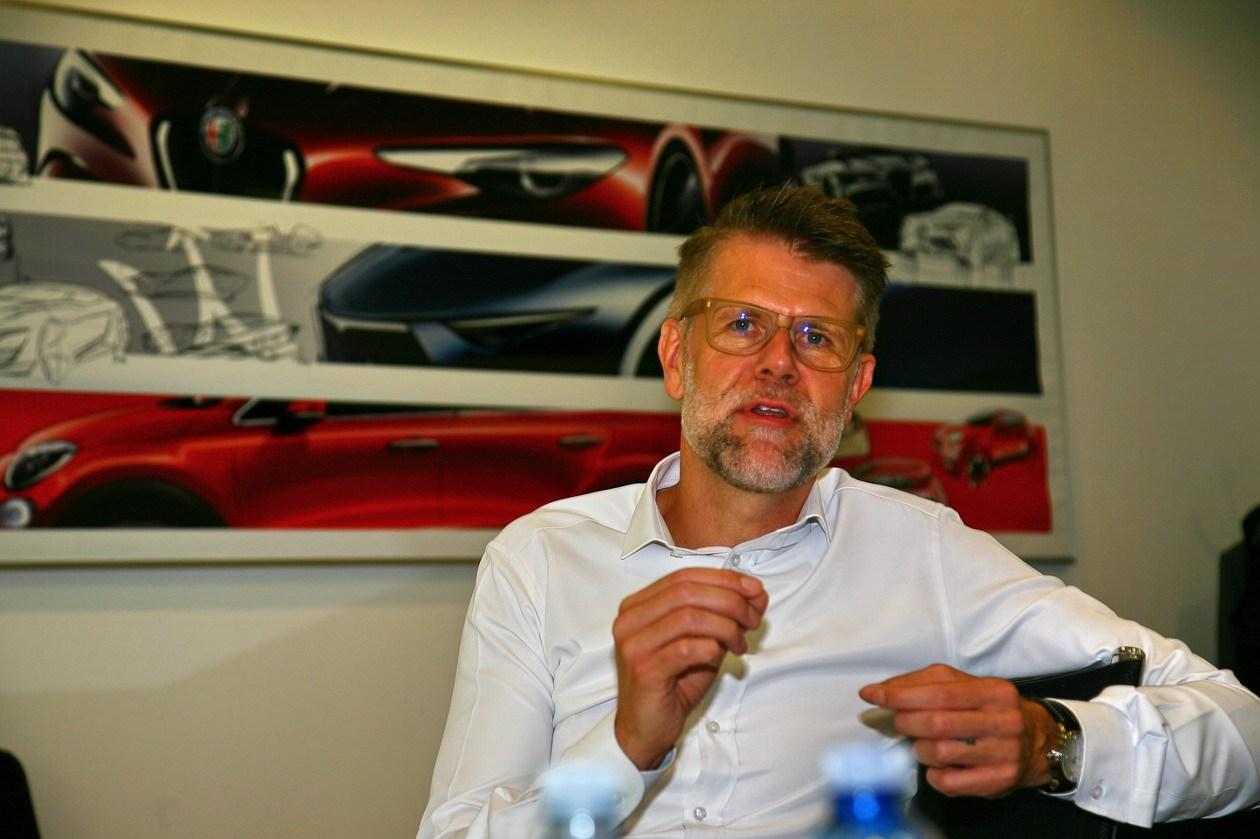 Klaus Busse: il design Alfa Romeo