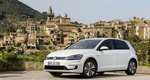 Volkswagen e-Golf, la Golf elettrica