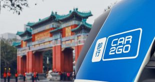 car2go in Cina