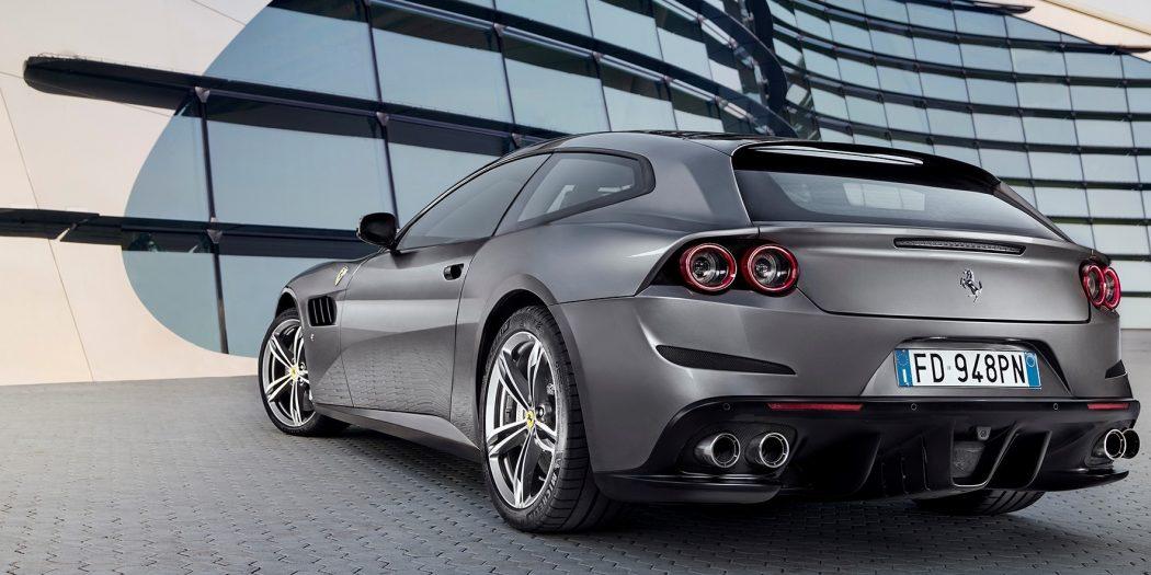 Ferrari GTC4Lusso - MEF Motor Valley