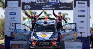 Rally di Argentina
