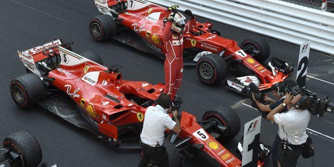 doppietta Ferrari