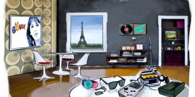 Fiat 500 Forever Young a Parigi