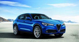 nuovo motore di Alfa Romeo Stelvio