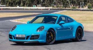 Le 5 cose da sapere sulla nuova Porsche 911 GTS