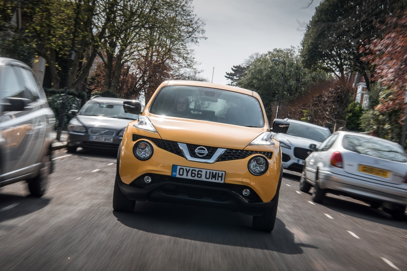 Nissan Signal Shield: l'anti-smartphone debutta su Juke