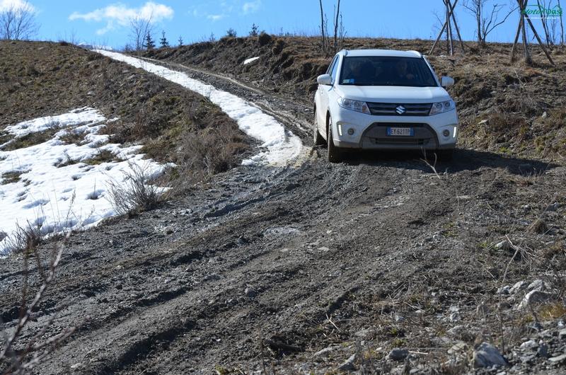 Corso di guida sicura SUV