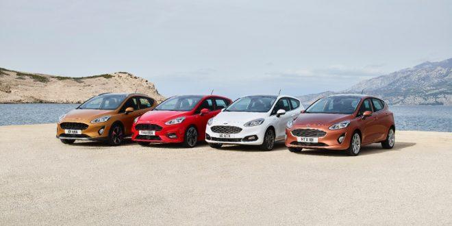 nuova generazione di Ford Fiesta