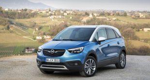 Opel Crossland X | Prova su strada in anteprima