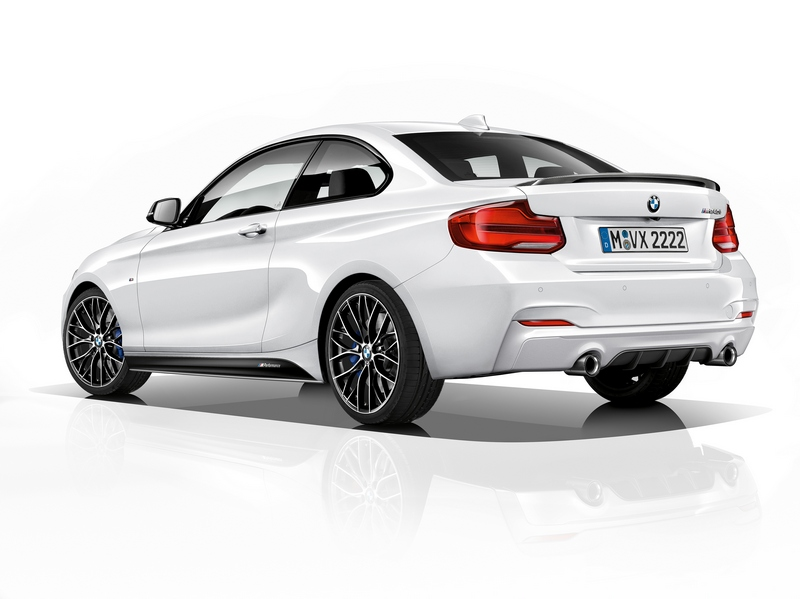 BMW M240i Performance Edition