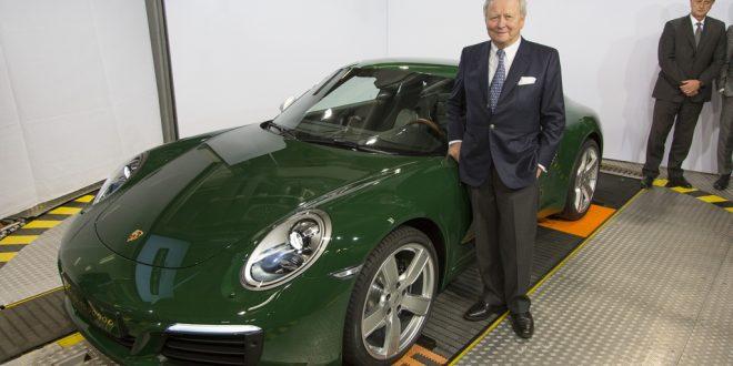 milionesima Porsche 911