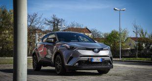 Toyota C-HR Hybrid | Prova su strada