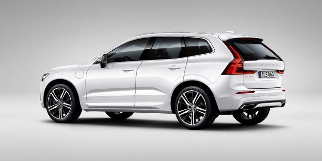 Nuova XC60 Volvo al Salone dell'Auto di Torino