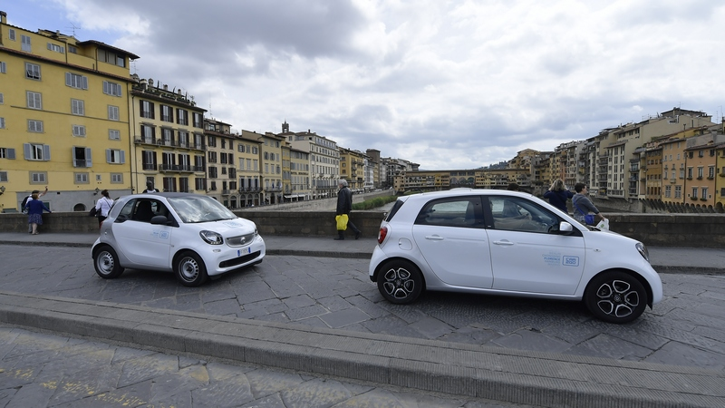 car2go a Firenze