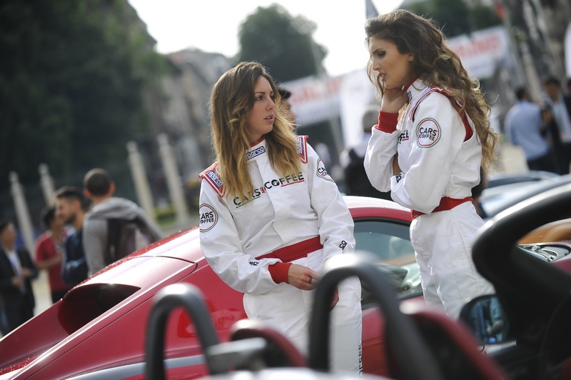 Cars and Coffee al Salone di Torino