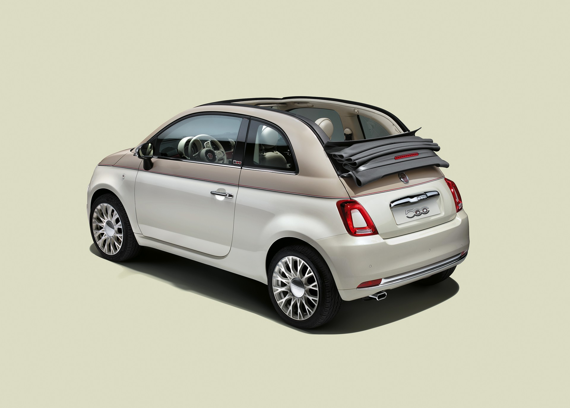Fiat 500 60esimo