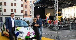 Fiat Music in piazza