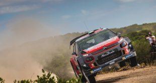 C3 WRC evoluta