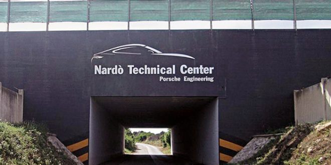 Nardò technical center