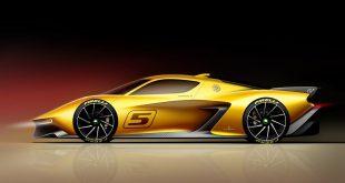 Fittipaldi EF7 Vision