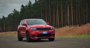 Jeep Grand Cherokee SRT | La prova in pista