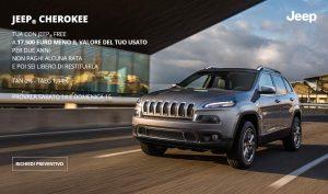 Jeep Cherokee ADV