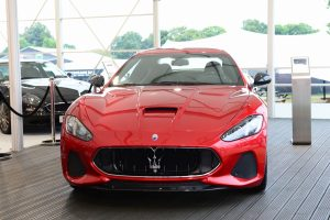 Maserati a Goodwood