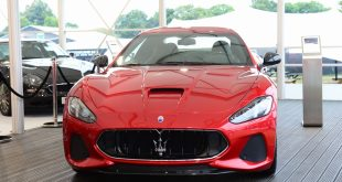 Maserati a Goodwood